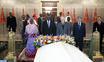 Le Chef du gouvernement du Burkina Faso visite le Mausolée Mohammed V à Rabat