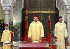 Titre:          SM le Roi adresse un discours à la Nation à l'occasion de la Fête du Trône
