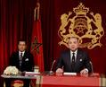 Titre:          SM le Roi adresse un discours à la nation à l'occasion du 61è anniversaire de la révolution du Roi et du peuple