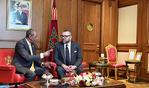 Entretiens en tête-à-tête à Addis-Abeba entre SM le Roi et le président de la République de Guinée