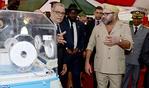 SM le Roi remet un don d'équipement médical au profit de l'hôpital de Juba