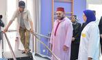 SM le Roi inaugure un Centre de rééducation et de réadaptation fonctionnelle à Ain Chock à Casablanca