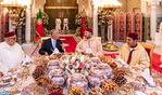 SM le Roi offre à Casablanca un iftar officiel en l'honneur du Président portugais