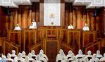 SM le Roi prononce un discours à l'ouverture de la 1ère session de la 1ère année législative de la 10-ème législature
