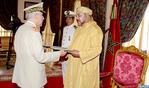 Fête du Trône : SM le Roi reçoit les vœux de la famille des Forces Armées Royales