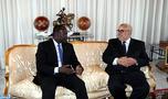Arrivée au Maroc du PM chef du gouvernement burkinabé