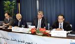 """Conférence régionale tenue à Tanger sous le thème """"L'avant contrat, entre l'action du notariat et l'acte judiciaire"""""""