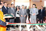 LL.AA.RR le Prince Moulay Rachid et le Prince Al-Walid Ibn Talal président la cérémonie d'inauguration de l'hôtel Four Seasons-Marrakech