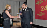 SAR le Prince Moulay Rachid préside à Rabat un dîner offert par SM le Roi en l'honneur des invités de la 45ème édition du Trophée Hassan II de golf et de la 24ème édition de la Coupe Lalla Meryem de golf