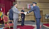 SAR le Prince Moulay Rachid préside à Kénitra la cérémonie de sortie de la 17ème promotion du Cours Supérieur de Défense et la 51ème promotion du Cours Etat-Major