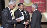 SAR le Prince Moulay Rachid préside à Rabat un dîner offert par SM le Roi en l'honneur des invités de du Trophée Hassan II et de la Coupe Lalla Meryem de golf