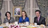 """SAR la Princesse Lalla Salma préside un dîner offert par SM le Roi à l'occasion de l'inauguration de l'exposition """"Face à Picasso"""" à Rabat"""