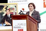 SAR la Princesse Lalla Hasna souligne l'importance de la bonne gouvernance des ressources hydriques pour le bien-être et la paix en Méditerranée