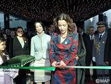 SAR la princesse Lalla Meryem inaugure le Morocco Mall à Casablanca