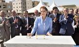 SAR La Princesse Lalla Salma pose la première pierre du centre régional d'oncologie d'Oujda