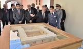 """SAR le Prince Héritier Moulay El Hassan inaugure à Marrakech """"le Musée Mohammed VI de la civilisation de l'eau au Maroc"""""""
