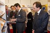 SAR le Prince Moulay Rachid inaugure le 18ème Salon International de l'Edition et du Livre de Casablanca