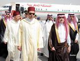 Arrivée à Ryad de SAR le Prince Moulay Rachid pour représenter SM le Roi aux obsèques du Prince Soltane Ibn Abelaziz