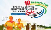"""Course """"10km pour la Paix"""": Toutes les mesures sont prises pour assurer le succès de cette édition"""