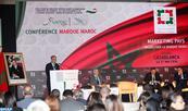 Le Maroc est en train de bâtir son image de marque en tant que pays démocratique, tolérant et jouissant de la stabilité politique (Abbou)
