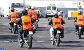Marrakech: Un policier contraint de faire usage de son arme de service pour arrêter deux individus mettant en danger la vie des citoyens et des éléments de la police