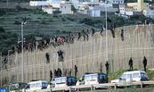 Avortement d'une tentative d'entrée massive d'environ 250 subsahariens au préside occupé de Sebta