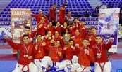 Open International d'Orléans de karaté: le Maroc 1er avec 19 médailles (FRMKDA)