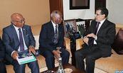 Les relations de coopération entre le Maroc et Madagascar au centre d'un entretien de M. El Othmani avec le Président du Sénat malgache