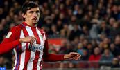 Atletico Madrid: Fracture du nez pour Savic, qui jouerait masqué