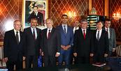 Le renforcement des relations de coopération entre le Maroc et la Tchéquie au centre d'un entretien à la chambre des Conseillers