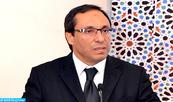 Sidi Ifni: M. Amara s'informe de l'état d'avancement des travaux de construction et de réhabilitation de plusieurs projets d'infrastructures