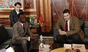 Le président du parlement panafricain salue le rôle du Maroc dans le développement et la stabilité de l'Afrique