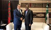 M. Akhannouch s'entretient à Abidjan avec le président de la BAD