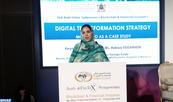 Mme Derham met en exergue à Abu Dhabi l'expérience marocaine dans les domaines de l'économie numérique et de l'inclusion financière