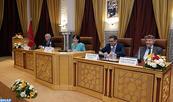 Présentation à l'Académie du Royaume du Maroc du rapport annuel mondial sur le Système économique et les stratégies 2019
