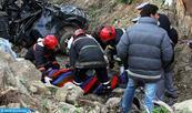 Accidents de la circulation: 10 morts et 1.376 blessés en périmètre urbain la semaine dernière