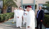 Départ de la délégation officielle marocaine pour le pèlerinage aux Lieux Saints de l'Islam
