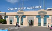 Trafic aérien: Hausse de 24 pc à Agadir Al-Massira au mois d'avril