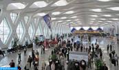 Aéroport Marrakech-Menara: Hausse de plus de 25 % du trafic aérien durant le mois de mars 2018