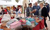 Agadir: Une foire met en valeur les activités génératrices de revenus de l'INDH