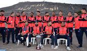 """Championnat de handball: Premier sacre du Raja d'Agadir, le couronnement d'un """"patient travail de formation"""" (Président du club)"""