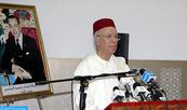 """Le lancement d'""""Addourous Alhadithia"""", une initiative royale innovante tendant à sensibiliser le grand public quant à la Parole du Prophète (Ahmed Toufiq)"""