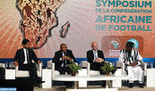 Ouverture à Skhirate du Symposium international sur le football africain