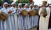 Ain Leuh : coup d'envoi du Festival national d'Ahidous