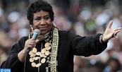 """Décès de la diva américaine Aretha Franklin, """"la Reine de la Soul music"""""""