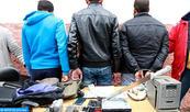 Fès : Interpellation, en une seule journée, de 42 individus pour divers actes criminels