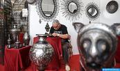 Près de 200 exposants aux différentes expositions de produits d'artisanat dans la région Tanger-Tétouan-Al Hoceima