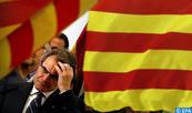 Catalogne: un ex-président régional condamné à restituer 4,9 millions d'euros dépensés pour la consultation illégale de 2014