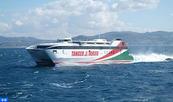Reprise partielle du trafic maritime entre les ports Tanger-ville et Tarifa