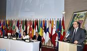 L'avenir commun de l'espace euro-méditerranéen requiert l'édification d'un centre interculturel favorisant un développement partagé (Benchamach)